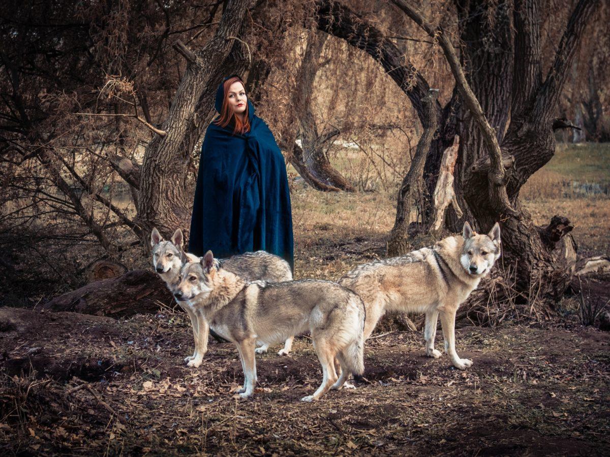 S vlky