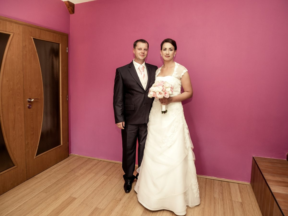 Veronika a David
